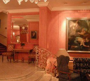 Lobby Hotel Bristol Salzburg