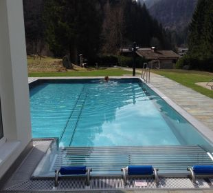 Außenpool Alpin Life Resort Lürzerhof