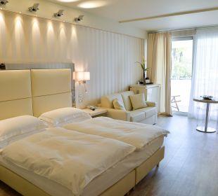 Le nuove Design Junior Suite - Park Hotel Imperial Park Hotel Imperial Centro Tao - Natural Medical Spa