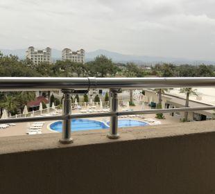 Ausblick Linda Resort Hotel