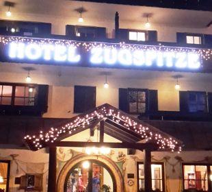 Eingangsbereich Hotel Hotel Zugspitze