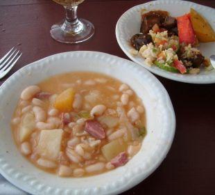 Suppe Hotel Club Amigo Bucanero (existiert nicht mehr)