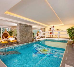 Schwimmbad Der Kleinwalsertaler Rosenhof
