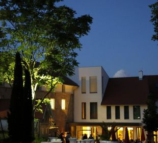 Eingangsbereich optimiert für Firmenveranstaltung Weinhaus Henninger Hotel