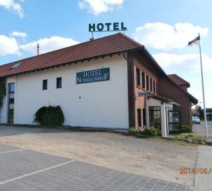 Außenansicht Hotel Nussbaumhof