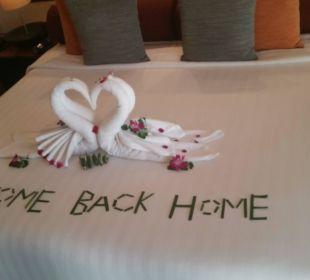 Willkommensgruß Hotel Mai Samui Beach Resort & Spa