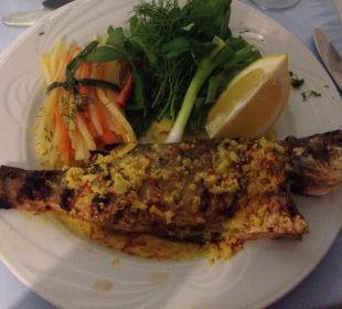 Fisch im Fischrestaurant