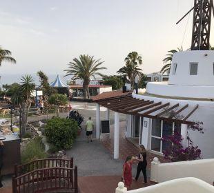 Ausblick ROBINSON Club Esquinzo Playa