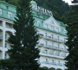 Der berühmte Anblick Hotel Panhans