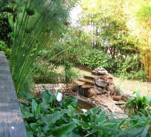 Nicht zum Baden Octagon Safari Lodge