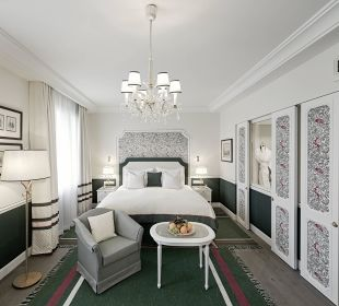 Deluxe Doppelzimmer Hotel Sacher
