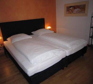 Doppelzimmer Komfort Badischer Hof Hotel