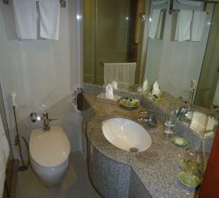 Bad/Toilette Hotel Wiang Inn