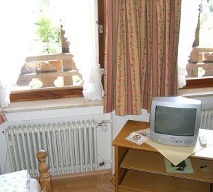 Zimmer Forsthaus Graseck (Vorgänger-Hotel – existiert nicht mehr)