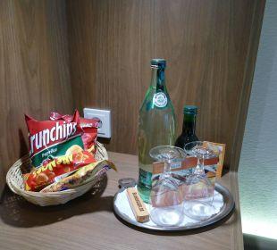 Minibar Seehotel Adler