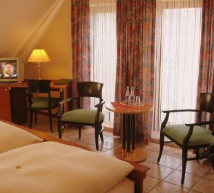 Unsere 3 Sterne Komfortzimmer Hotel Vulkan Stuben