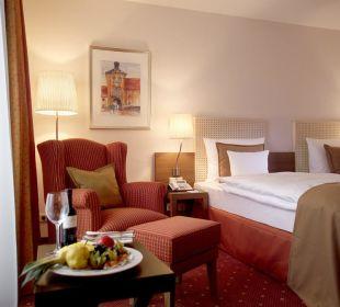 Gästezimmer Hotel Holiday Inn Nürnberg City Centre