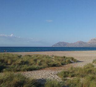 Strand von Son Serra de Marina Agroturisme Can Pere Rei