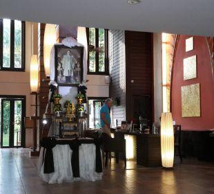 Rezeption  La Flora Resort & Spa