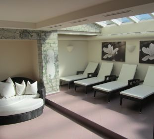 Wellnessbereich Olympia Relax Hotel Leonhard Stock
