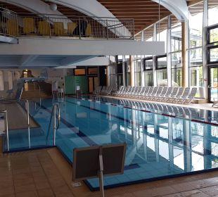 Sportbecken  Hotel Sole-Felsen-Bad