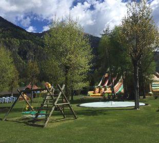 Hupfburg und Schaukel Alpen Adria Hotel & Spa