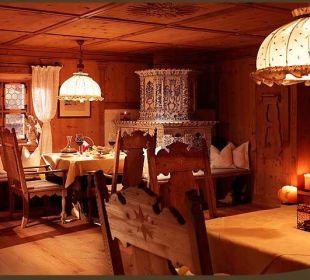 Restaurant/Buffet Romantik Hotel Die Krone von Lech