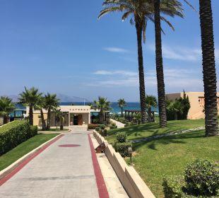 Blick zum Meer Hotel Horizon Beach Resort