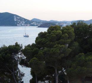 Ausblick aus 4-en Stock, Richtung Santa Eularia IBEROSTAR Santa Eulalia