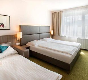 Dreibettzimmer Klassik Hotel City