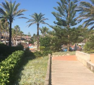 Gartenanlage Playa Garden Selection Hotel & Spa