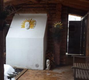Sauna Romantik Hotel Sonne