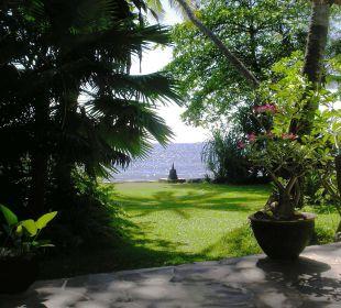 Villa West Blick zum Meer Ciliks Beach Garden