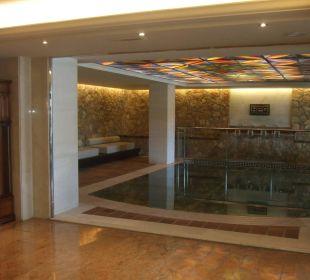 Lobby Hotel Playa Golf
