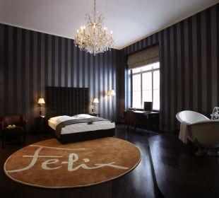 Felix Suite designed by Matteo Thun Hotel Altstadt Vienna
