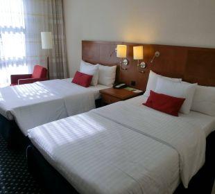 Doppelzimmer zur Einzelnutzung Courtyard Hotel by Marriott Berlin Mitte