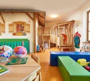Kinderspielraum Hotel Quelle Nature Spa Resort