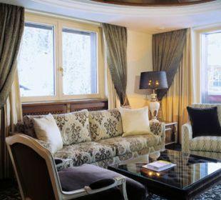 Suite Romantik Hotel Die Krone von Lech