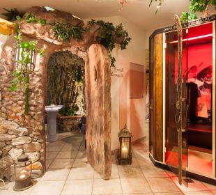 Wellnessanlage Hotel Bergkristall