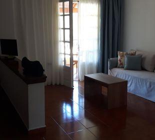 Sitzecke Hotel Corfu Pelagos