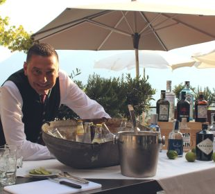 Gin Tonic Aperitiv Genusshotel Der Weinmesser