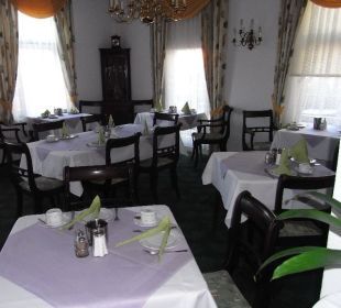 Speiseraum Hotel Victoria