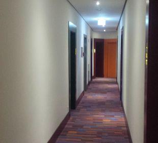 Flur Hotel Klee