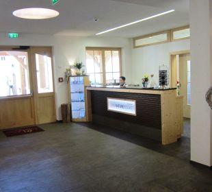 Brilliant welcome and helpful tips! Natur & Aktiv Resort Ötztal (Nature Resort)
