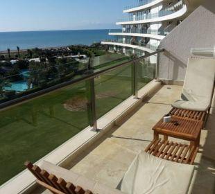Balkon Maxx Royal Belek Golf Resort