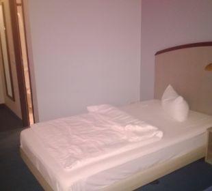Doppelzimmer getrennte Betten Hotel Alt Tempelhof