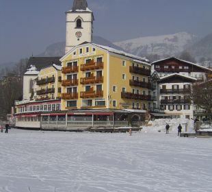 Außenansicht Romantik Hotel Im Weissen Rössl