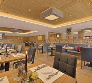 Restaurant - Hotel Kristall - Grossarl - neu Hotel Kristall