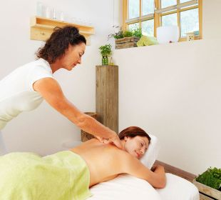 Massageraum Natur & Aktiv Resort Ötztal (Nature Resort)