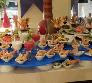 Buffet Galaabend Hotel Seamelia Beach Resort